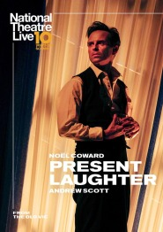NT LIVE:PRESENT LAUGHTER